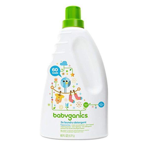 Babyganics 3X Baby Laundry Detergent
