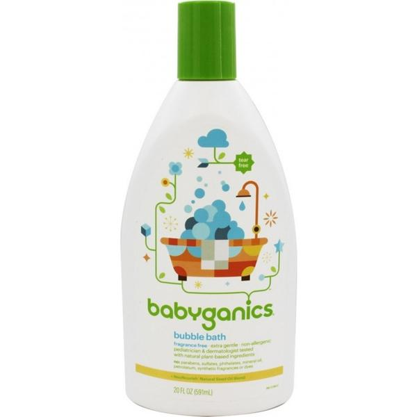Babyganics Baby Bubble Bath