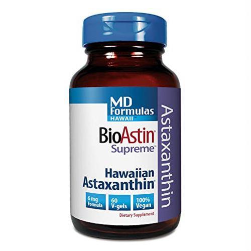 BioAstin Hawaiian Astaxanthin – MD Formulas BioAstin Supreme