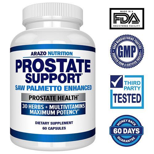 Prostate Supplement - Saw Palmetto