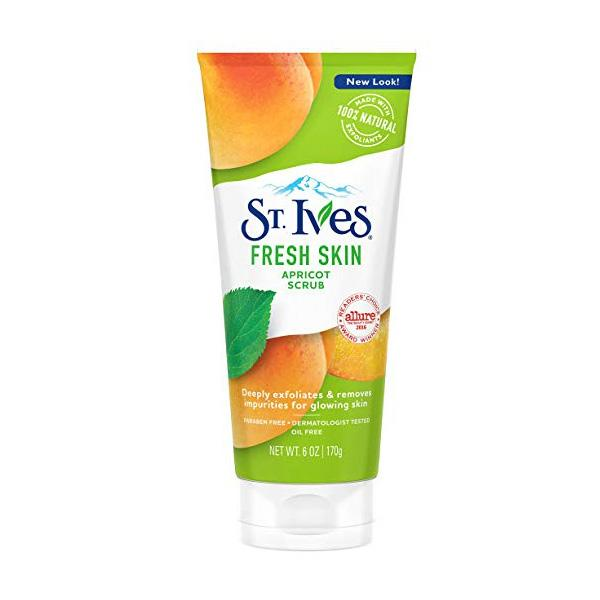 St. Ives Acne Control Face Scrub