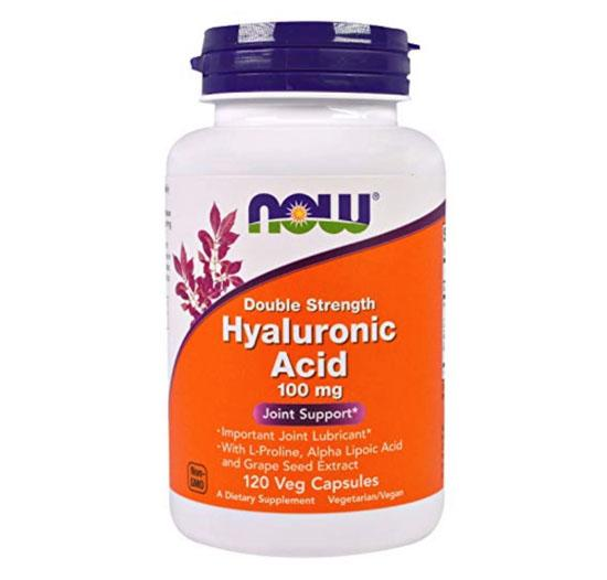 Hyaluronic Acid 2X Plus Veg Capsules