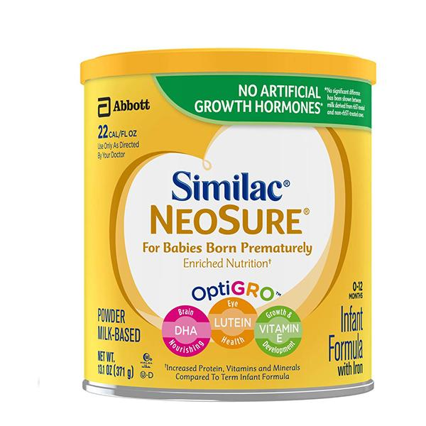 雅培 NeoSure 早产儿奶粉
