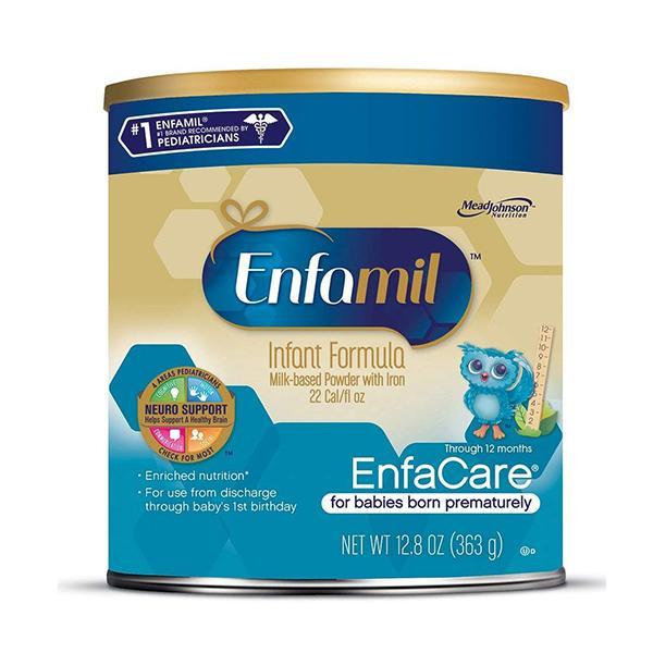美赞臣EnfaCare 早产儿奶粉
