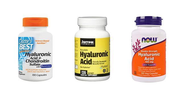 美国畅销的口服玻尿酸产品 Top 5