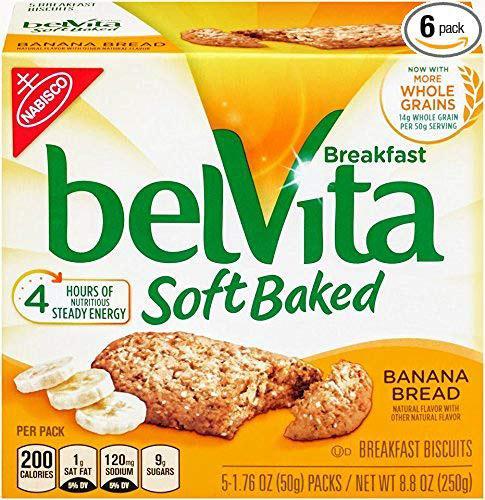 Belvita 粗粮饼干