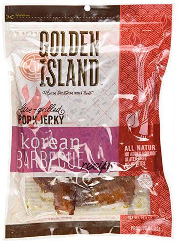 Golden Island 猪肉铺