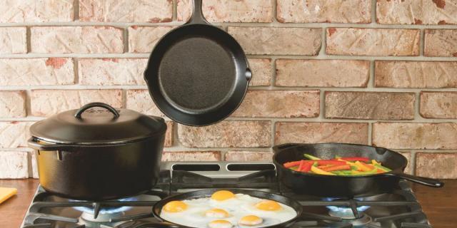 传承百年,美国最经典的铸铁锅——Lodge 洛极