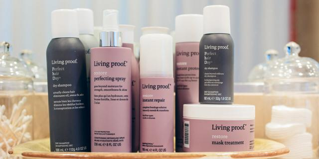 Living Proof 好用的几款明星护发单品评测