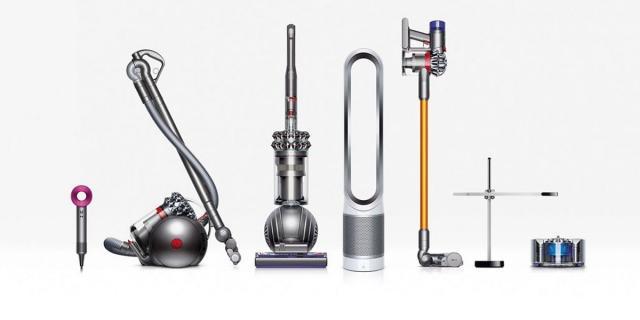 戴森产品购买指南:含吸尘器、吹风机、卷发棒、无叶风扇
